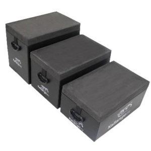 caixotes para saltos